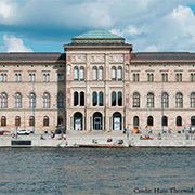 Howe Green supply 'specials' for renovation of Nationalmuseum of Art, Stockholm