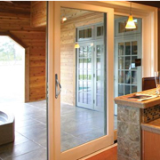 Hurd's Sliding Patio Door