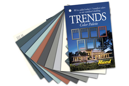 Hurd Windows u0026 Doors Introduces New Trends Color Palette with Seven Striking Colors  sc 1 th 183 & AECinfo.com News: Hurd Windows u0026 Doors Introduces New Trends Color ...