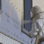 Icynene Project Profile: Using SPF in a continuous insulation application