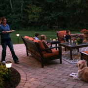 Introducing the NuTone Haven Backyard Lighting & Mosquito Repellent System