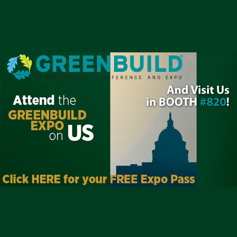 Join Major Industries at the Greenbuild Expo 2015 on November 18-19