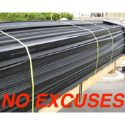 JP Specialties, Inc.: No Excuses...We have thousands of feet on the floor, ready to ship.