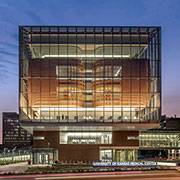 Kawneer Help Illuminate High-Tech Learning Environments at The University of Kansas Medical Center Health Education Building