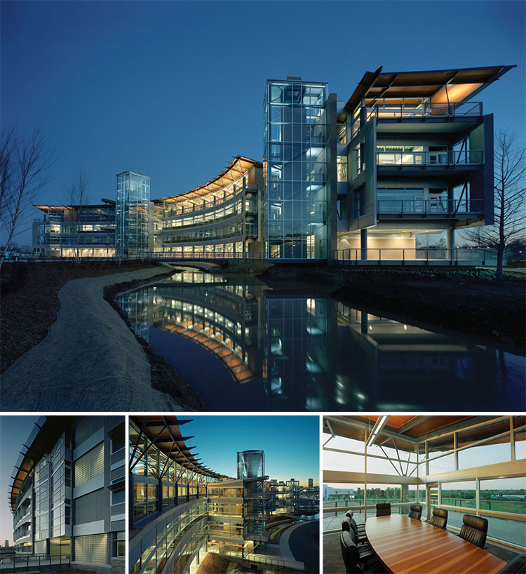 Kawneer Project Profile: Heifer International World Headquarters
