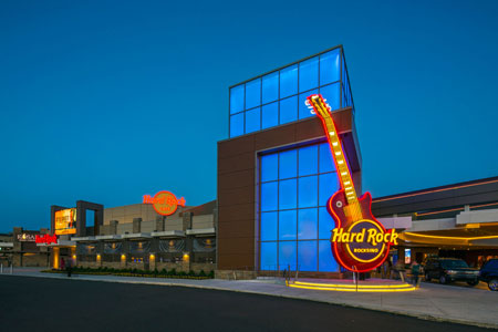 AECinfo com News: Kawneer Projects: Hard Rock Rocksino