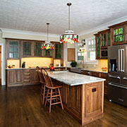 Kitchen Tin Ceiling Reproduction