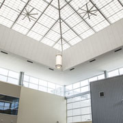 Kroc Center Shines Light on Camden with the help from Structures Unlimited Inc.