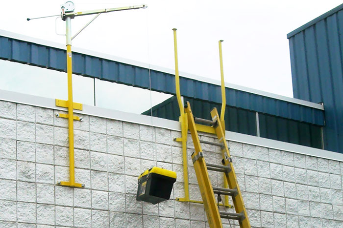 LadderPort Ladder Receiver
