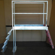 Ladderport's Safety Platform