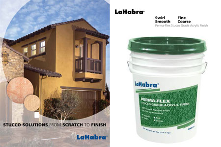 popular stucco finishes aecinfocom news lahabra fastwall stucco and high efficiency