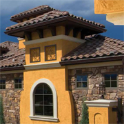 Lahabra Thin Veneer System over Stucco / Cement Board