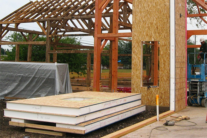 Lamit Structural Insulated Panels (SIPs)