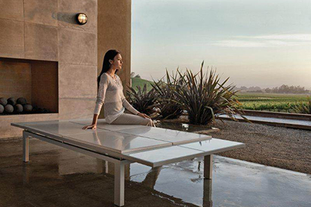 Landscape Forms Debuts The Morrison Collection: Lifestyle Furniture For  Terrace Life. U201c