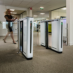 Launching the Speedlane Compact Optical Turnstile