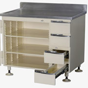 Lead-lined Furniture and Cabinets from Marshield