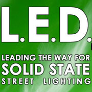 LED: Leading the Way for Solid State Street Lighting