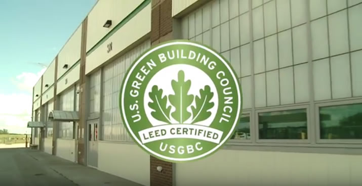 LEED-ing The Way in Sustainable Building