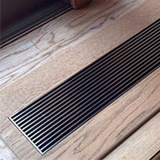 Linear Bar Grilles by Advanced Arch Grilles