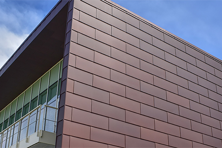 Linetec adds Bordeaux Anodize to its palette of architectural aluminum finish options