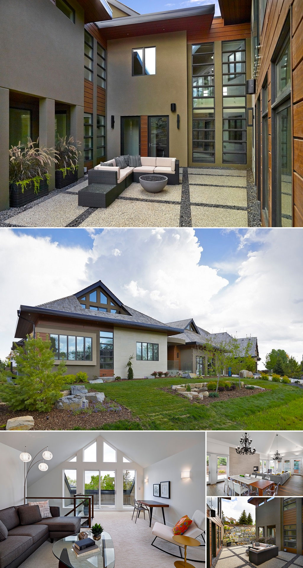 Designed by E3 Architecture and builder Birkholz Homes