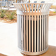 Litter Receptacles from Thomas Steele