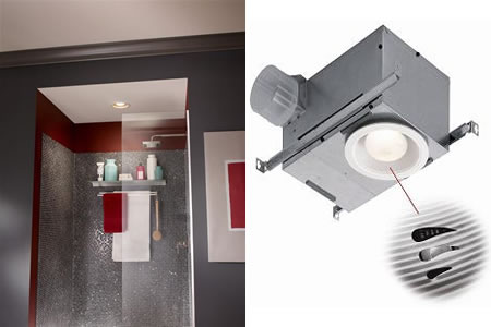 Aecinfo news looks can be deceiving humidity sensing looks can be deceiving humidity sensing recessed fanlights look like attractive recessed lights aloadofball Choice Image