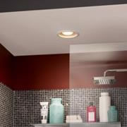Looks Can Be Deceiving – Humidity Sensing Recessed Fan/Lights Look Like Attractive Recessed Lights, Function as High-Performing Fans