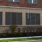 Louvers for Wall Installation from Architectural Louvers