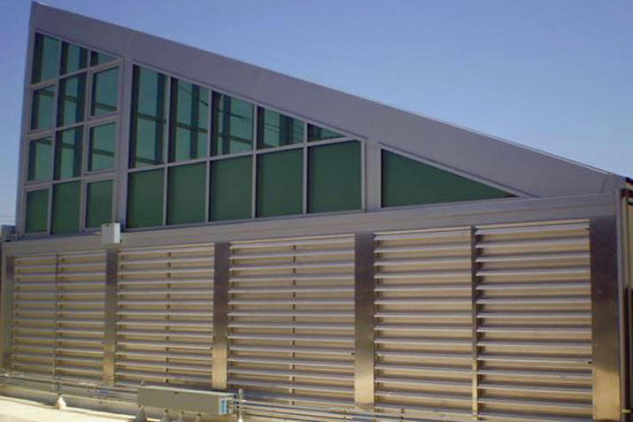 Louvers Play Key Role in Passive Air Management