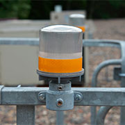 LumiGuard – Solar-Powered Warning Light