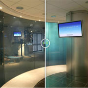 Lunar Smart Glass: Privacy & Clarity – Translucent Properties