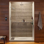 Luxury Shower Wall Panels Accessories and Storage System