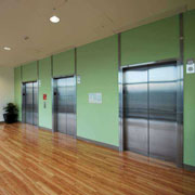 M200 and M400 Smoke Curtains for Elevators