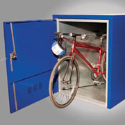Madrax Bike Lockers