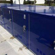 Madrax Bike Storage Lockers