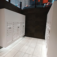 Mailroom Design Inspiration - from ordinary to visionary