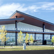 Major Case Study: NY State Fairgrounds Expo Center