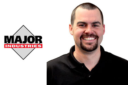 Jason Weber, Major Industries, Plant Manager