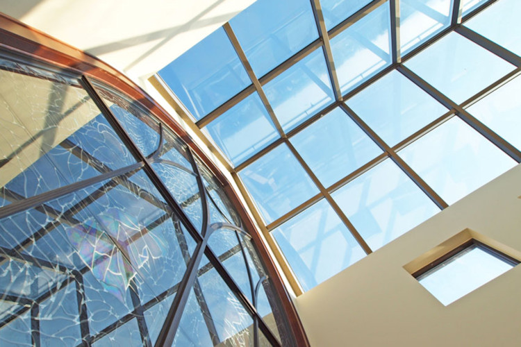Zerr Berg Architects / Saints Anne and Joachim Catholic Church / Fargo, ND / Auburn® Ridge Skylight