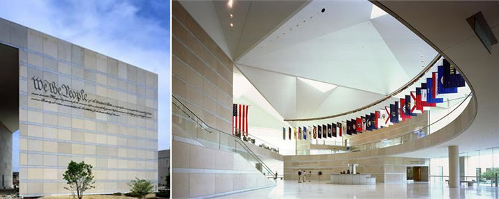 Making History: The National Constitution Center