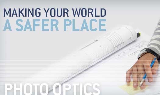 Making Your World a Safer Place with Photo Optics