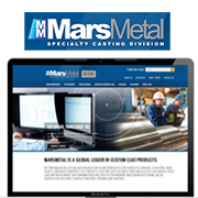 Mars Metal Launches New Website!