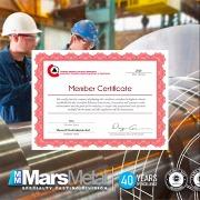 Mars Metal Recognized as a Member of the Canadian Elevator Contractors Association