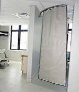 Marshield provides custom designed lead curtain and track systems for medical, dental and industrial applications.