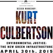 Maryland ASLA presents the Victor Stanley Lecture Series: Kurt Culbertson