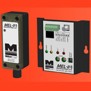 MEL-II-K10: MEL-II Monitored Wireless Door Transmitter and Receiver