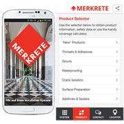 Merkrete Release New Mobile Phone Application