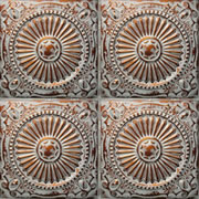 Hand Faux Tin & Metal Ceiling Tiles & Panels