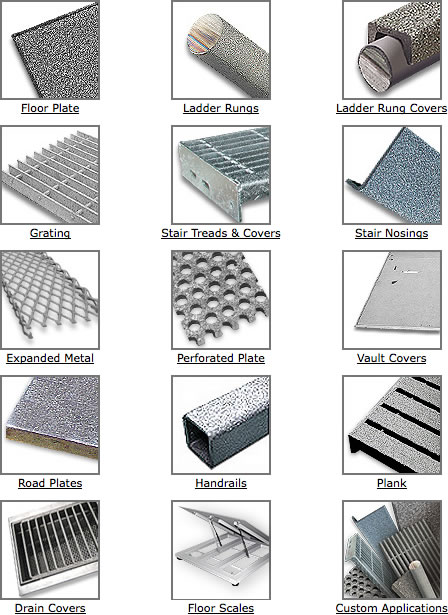 Aecinfo Com News Metal Safety Flooring Products